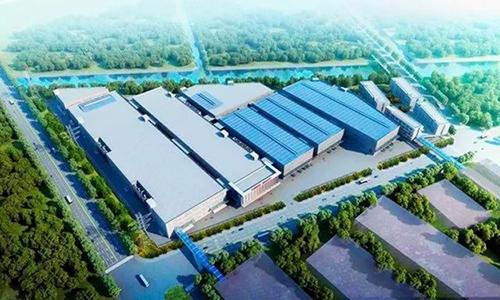 维意定制锡山智造基地预计9月正式投产