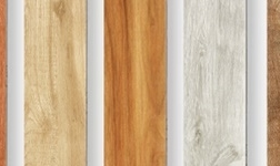 谁说木纹砖只能铺卧室?风情万种谁不爱?
