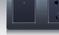 雅点A77系列喜迎新品 再度壮大联体开关品类