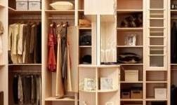 想要个专属的家?那就定制衣柜吧