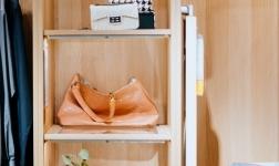 大自然木门:这样定制你的衣柜,颜值高,收纳好!