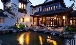 【儒家工匠门窗】中式庭院,中式的门窗,无法想象的美