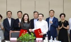 携手绿色 共赢未来丨朗诗集团与江苏银行签署全面战略合作协议