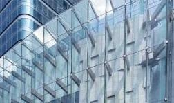 点式玻璃幕墙的支撑结构