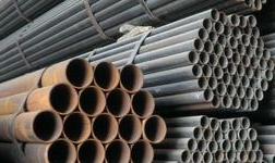 焊管价格小幅上涨