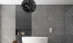 卫浴空间的石材该如何清洗?