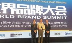 冠珠陶瓷再增值!405.78億元上榜中國500價值品牌
