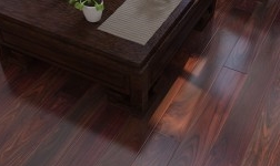 掘金地板行业,圣和1522高端地暖实木地板以产品塑造竞争力