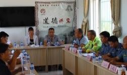 石林县砂、石等建筑材料违法运输专项整治工作持续推进中