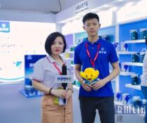 【中国建博会特辑】建材网专访蓝天豚硅藻泥总裁助理童方啸