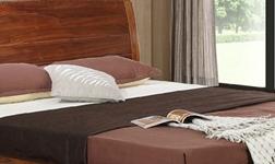 實木床品牌哪個好?實木床多少錢?