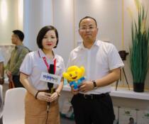 【中国建博会特辑】建材网专访和一硅藻泥副总经理宗兴波