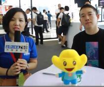 【中国建博会特辑】建材网专访亚太天能市场部总监沈巍