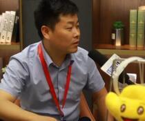 【中国建博会特辑】建材网专访客来福营销总经理张守才