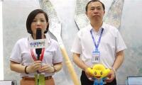 【中国建博会特辑】建材网专访珍贝壳贝壳粉董事长付文涛