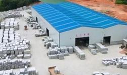 湖南岳阳持续开展石材厂整治攻坚行动 利用环保设备再回收