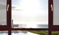 高端铝合金门窗的四个特性是什么?