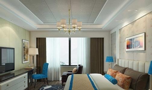 客厅吊顶选石膏吊顶还是集成吊顶好?
