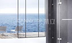 選對淋浴房 再小的空間也能擁有極 致淋浴體驗