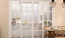 厨房门用磨砂玻璃还是透明玻璃好?