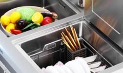 """解放双手,""""碗""""美生活――佳歌多功能水槽洗碗机呵护你的双手"""