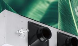 家用新风净化系统新风换气机全热交换器 ,松下新直流马达全热交换器,营造清新做得到