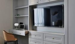 卧室别总是装传统大衣柜,如今流行这样装!