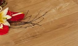 保养实木地板的小技巧