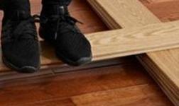 初春鋪裝實木地板有哪些注意事項呢?