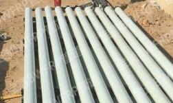 電力工程建設的zui佳守護者——BWFRP纖維拉擠電纜保護管