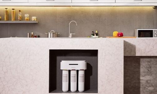 碧然德橱下净水器,一键开启你的品质新生活
