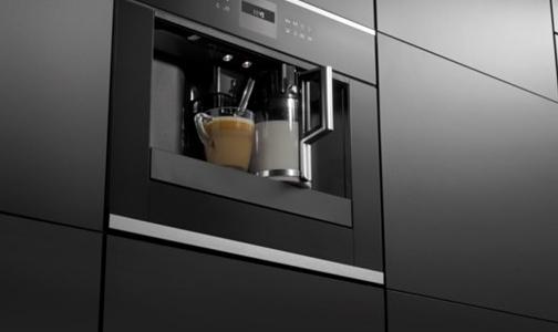 德国高端厨房电器库博仕咖啡机 | 如何获得人间醇香风味?