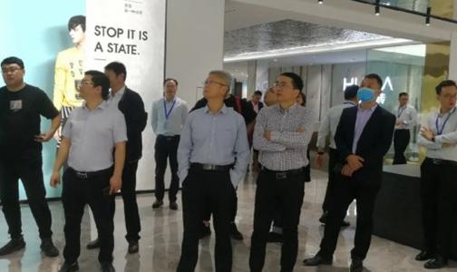 品牌的力量 | 滨海县人民医院领导莅临惠达考察指导