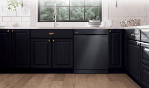 赋能健康美好生活,LG电子推出100℃蒸汽洗碗机