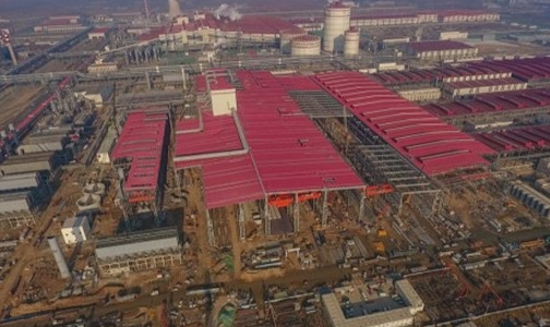 """奋战在渤海之滨的""""未来工厂"""""""