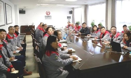 上市公司执行董事、集团总裁鲁肇衡至焦作、温县、乐清公司调研指导