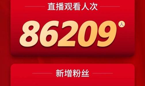 精彩回顧,新豪軒門窗3月7日女神節全國直播團購專場!