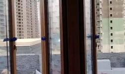 家有系统门窗 给你一个安全幸福的家!