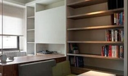 混搭古典书柜材质有哪些 哪一种更好