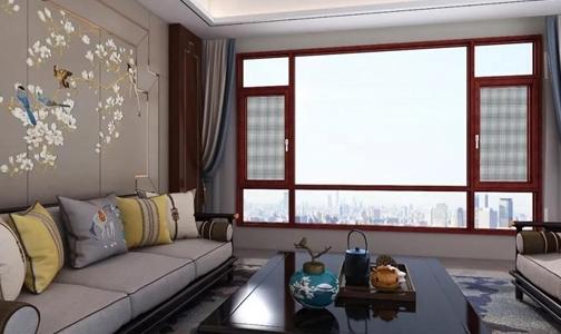 新中式門窗,方圓之間,盡顯高貴!