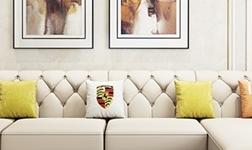 铂尔尚沙发:让生活与艺术融合