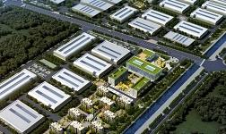 """中建科工青岛莱西产业园项目钢结构""""首吊""""顺利完成"""