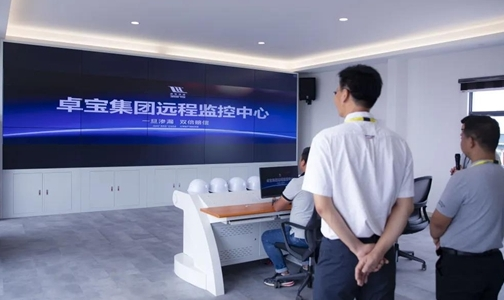 5G技術升級,揭密防水行業首 家遠程監控中心