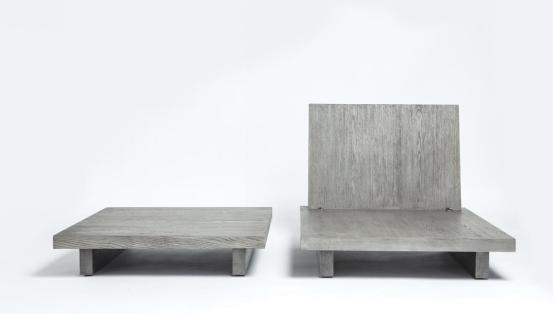 美好新世界的設計——設計師John Kelly運用美國紅橡木打造家具作品系列