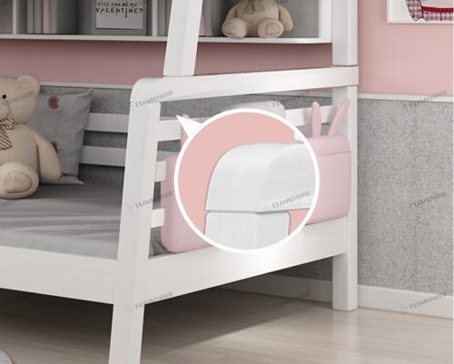 兔宝宝儿童家居|魔法兔和精灵背包,一款可切换性别的儿童房