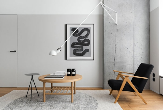 嘉宝莉家具漆教你「自然现代风」现代风混搭,让木质元素走心