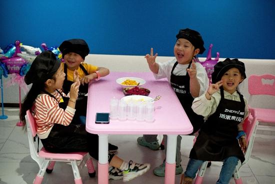 守护童心相伴成长|浙派美食亲子体验营第3季开课啦!