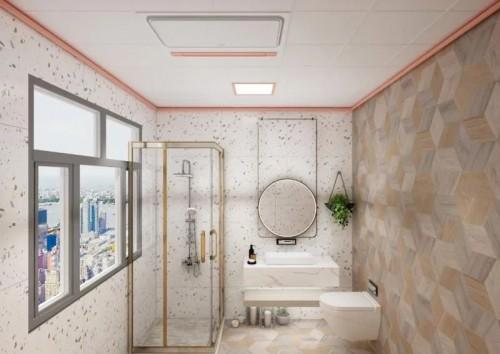 宝兰新一代浴室取暖电器上市 | 除菌空调取暖系列
