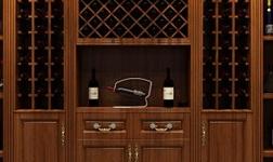 【冠特家具】定制酒柜给你的美酒安个家!