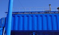 環保再出擊!中建西部建設所屬吉木薩爾水泥廠袋裝水泥裝車系統粉塵治理改造顯成效